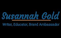Susannah Gold Logo